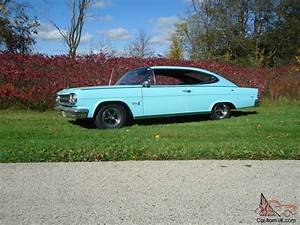 1965 Rambler Marlin Fastback Coupe New Paint  Amc