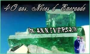 anniversaire mariage 40 ans carte anniversaire 40 ans 1001 carteanniversaire fr