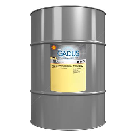 Shell Gadus S2 V220 2 Lithium EP Grease. Opie Commercial Oils