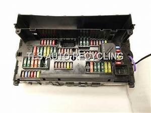 2013 Bmw 535i Fuse Box - 61149264924 - Used