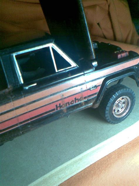 jeep honcho custom jeep honcho 1983 custom
