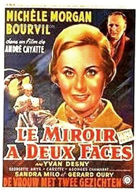 le miroir a deux faces bourvil et ses