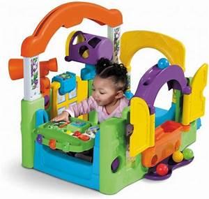 Jeux jouets for Awesome maison d enfant exterieur 18 activites pour enfants 18 24 mois 1 les activites