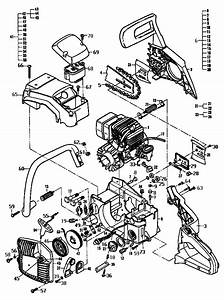 Mac 3200 Chainsaw Fuel Line Diagram