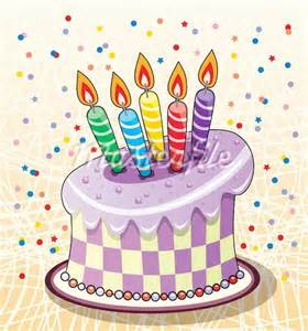 Birthday Candles Clip Art Free