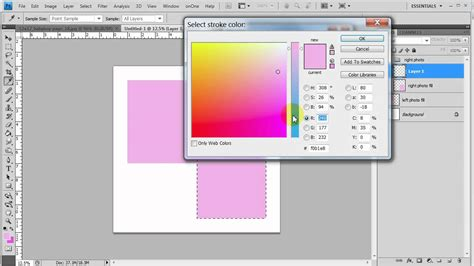Create Your Own Custom Photoshop Templates Part 1 Youtube