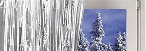 Rideau Thermique Hiver : rideau coupe froid ~ Premium-room.com Idées de Décoration