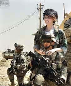 Soldier Paris Jackson