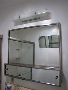 Bathroom appealing collection of large medicine cabinet for Kitchen cabinets lowes with large silver wall art