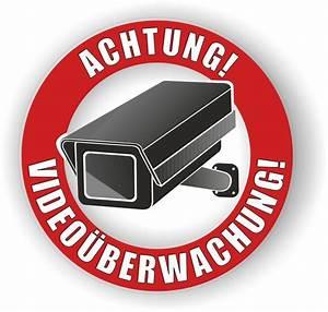 Kamera Zur überwachung : aufkleber warnaufkleber kamera video berwachung 10 cm ~ Michelbontemps.com Haus und Dekorationen