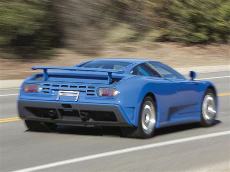 Bugatti Eb110 Gt To Be Auctioned In Arizona