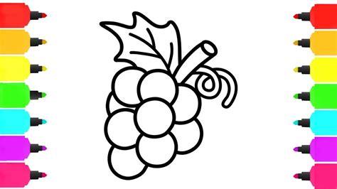 Bunch Of Grapes Drawing At Getdrawings.com