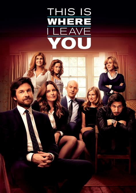 Watch The Trailer For 'this Is Where I Leave You