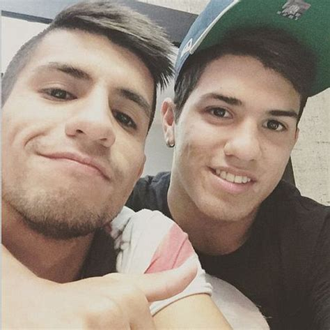 zachary quinto twin brother sergio aguero celebrates his birthday with brother as