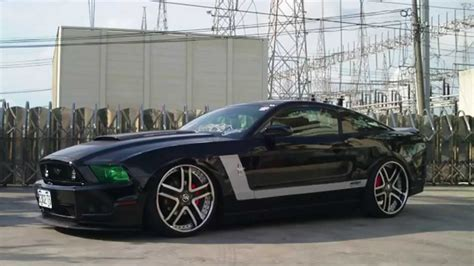 Air Mustang by Ford Mustang Airrex Digital Air Suspension System