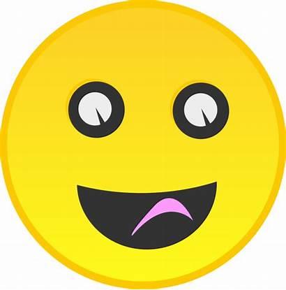 Smiley Clip Vector Emoticon Wink Smile Winter