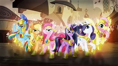 Pony Desktop Magic Friendship Mlp Desenhos Fanart