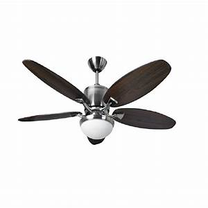 Fantasia delta rd low energy ceiling fan led aries light