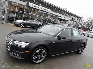 2017 Mythos Black Metallic Audi A4 2.0T Premium Plus ...