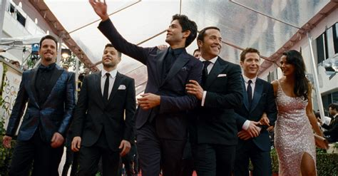 Review: 'Entourage,' the Screen Is Bigger, but Nothing Is ...