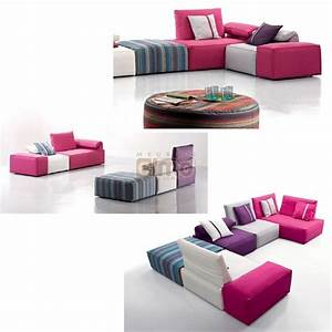 canape d39angle canape tissu modulable design contemporain With canapé contemporain tissu