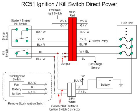 Up Bypas Switch Wiring Diagram by Rc51 Ignition Switch Bypass