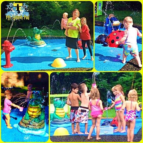 northwest christian child care center in columbus oh 993 | My Splash Pad daycare preschool water park spray playground aquatic play area Columbus Ohio OH installer manufacturer equipment