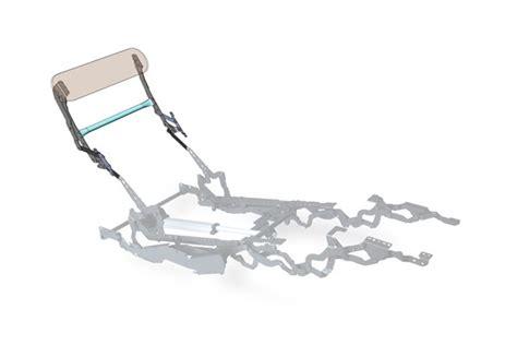 innova perfecto articulating headrest  leggett platt furniture components