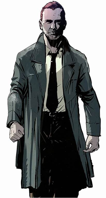 Locksmith Noir Graphic Novel Sci Fi Detective