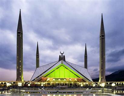 Faisal Pakistan Mosque Islamabad Famous Mosques Attractions