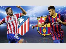 Barcelona y Atletico Madrid se jugarán la final de la liga