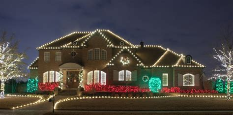 ideas for christmas lights on a ranch house portland oregon lighting installation event lighting