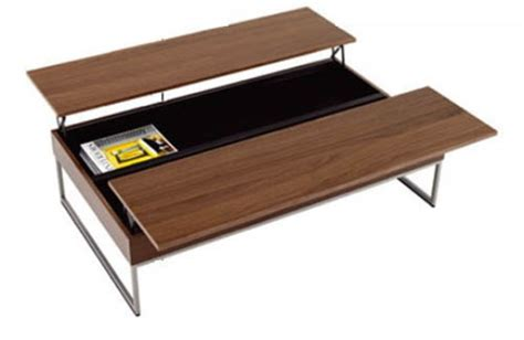Modern Coffee Table With Storage By Bo Concept