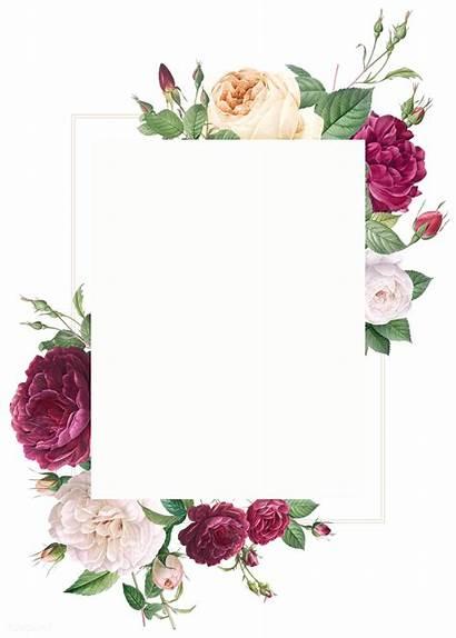 Invitation Transparent Floral Watermark Mockup Rawpixel Invitations