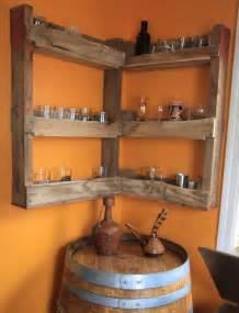 corner kitchen hutch furniture étagère palette 49 idées et un tutoriel pour la