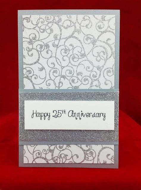 handmade  wedding anniversary card anniversary cards