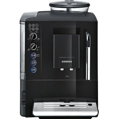 siemens eq 5 te501505de kaffeevollautomat schwarz bei notebooksbilliger de