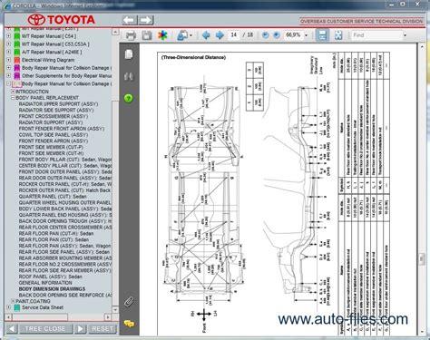 Toyota Corolla Repair Manuals Download Wiring Diagram