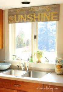 Kitchen Curtain Ideas Pictures by These 20 Kitchen Curtains Will Lighten Brighten And