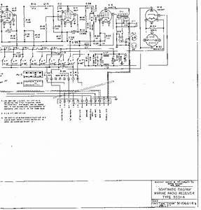 Mackay Mack3001 Marine Receiver Sch Service Manual