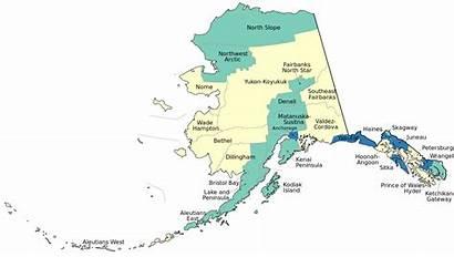 Alaska Areas Census Boroughs Svg 2008 Pixels