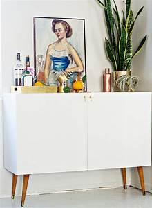 Ikea Hack Besta : ikea hack mid century bar cabinet the vintage rug shop the vintage rug shop ~ Markanthonyermac.com Haus und Dekorationen