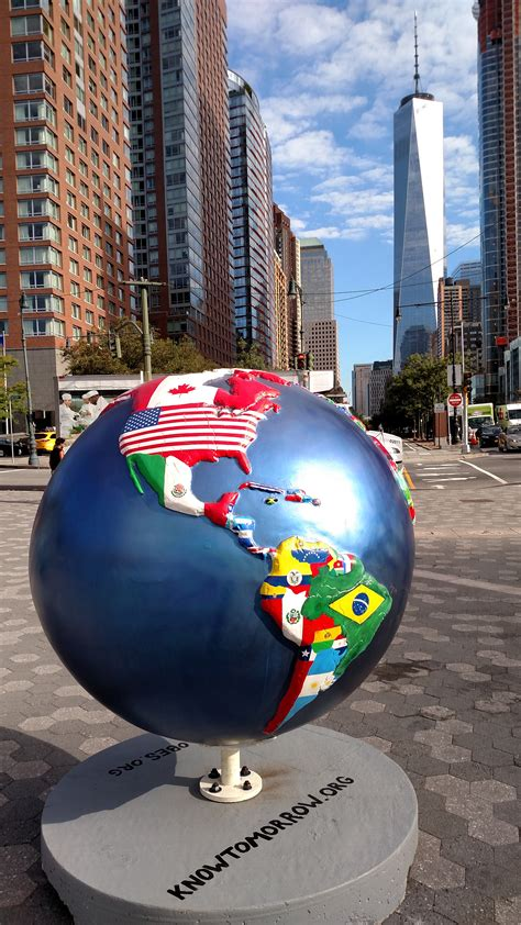 governor cuomo announces cool globes exhibit  battery