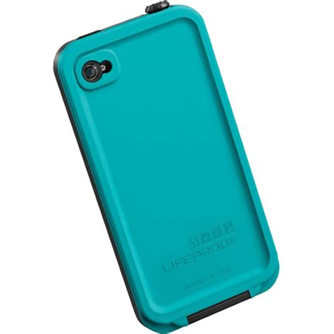 iphone 4s cases lifeproof lifeproof iphone for the iphone 4s 4 teal 1001 07 b h