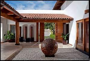 Casas Modernas Coloniales Fotos En Mexico Imagenes De Casas De Madera