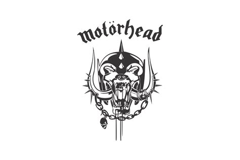 Motorhead Logo - logo cdr vector