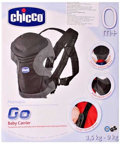porte bebe chicco caddy go baby carrier chicco go 2 way baby carrier black