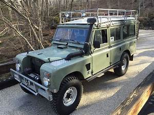 Land Rover Series 2a Station Wagon  Discovery U0026 39 S  Range