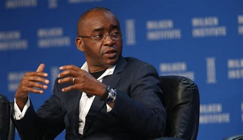 Strive Masiyiwa, founder and chairman of Econet Wireless ...
