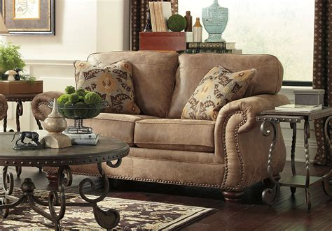 larkinhurst earth sofa set evansville overstock warehouse